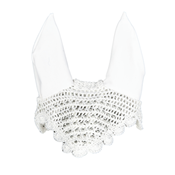 BONNET ANTI MOUCHES SILVER PEARLS
