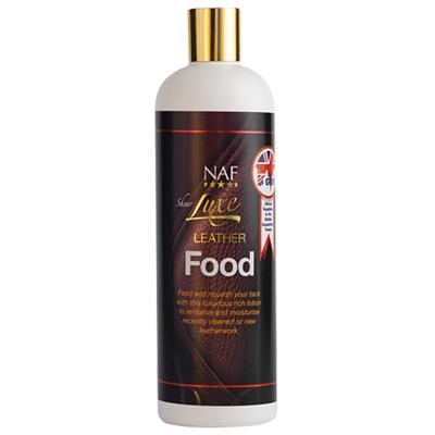 CREME NOURRISSANTE CUIR LUXE LEATHER FOOD NAF