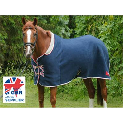 COUVERTURE POLAIRE COMFORT ZONE TEAM GBR